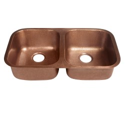 Genial Kandinsky Undermount Copper Kitchen Sink Copper Kitchen Sinks By Sinkology Undermount Copper Kitchen Sinks Direct Copper Kitchen Sinks Pros Cons houzz-03 Copper Kitchen Sinks