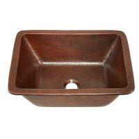 Hawking Copper Bathroom Sink - Sinkology