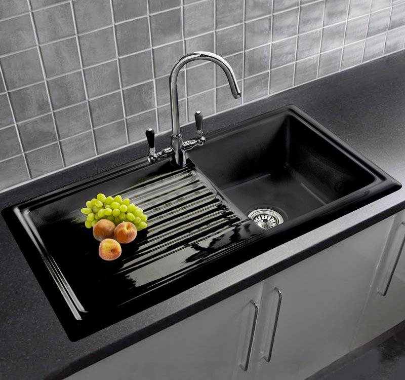 Reginox Rl404 Ceramic Sink With Brooklyn Tap Sinks Tapscom
