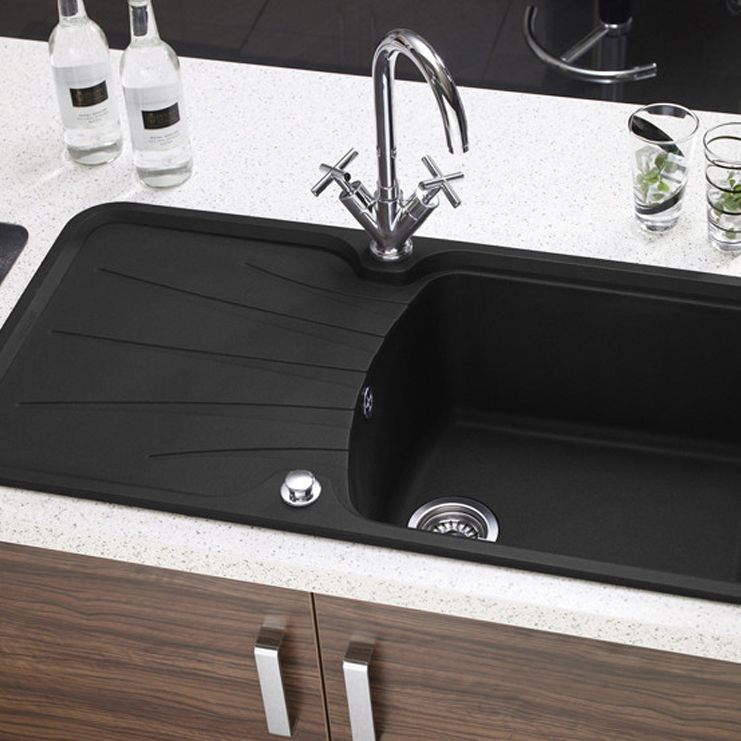 Astracast Korona 10 Bowl Rok Granite Kitchen Sink Sinks