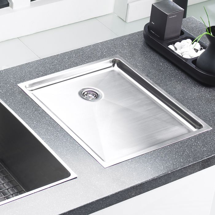 Astracast Onyx 4034d Inset Or Undermount Drainer Sinks