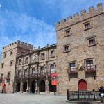 Fotos de Gijón: El Palacio de Revillagigedo