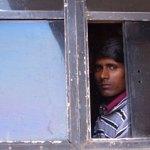 Viaje fotográfico a la India: Viajando en autobús
