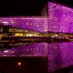 Viaje fotográfico a Islandia: El auditorio Harpa en Reykjavik, una sorpresa muy agradable