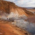 Viaje fotográfico a Islandia: Visitando la zona geotermal de Krísuvik, conocida como Seltún