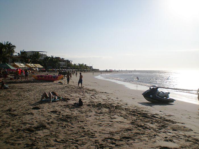 Playa de Máncora Perú