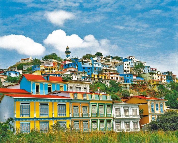 Ecuador - Guayaquil - Mujer Viajera - Mochilera