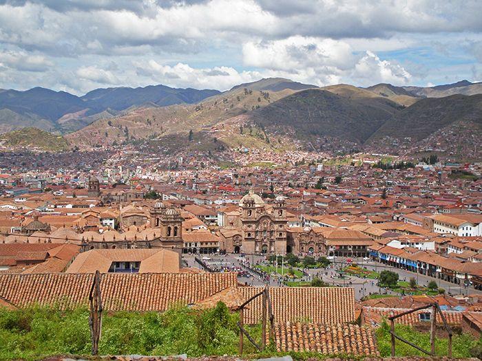 La bella Cusco