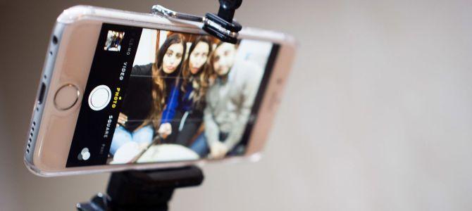 Palo selfie al poder