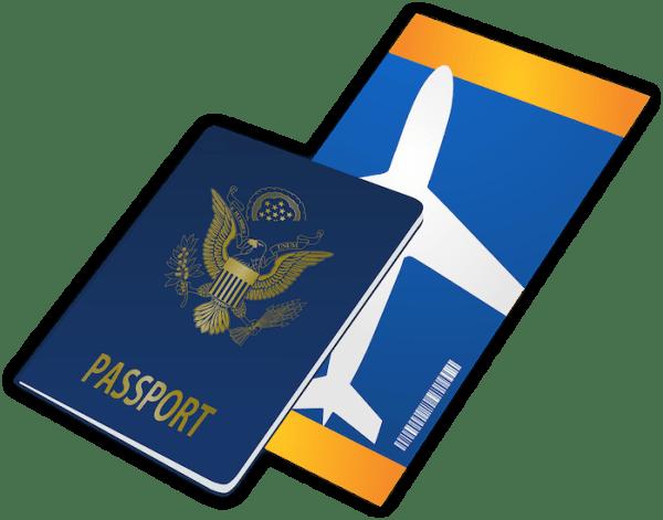 pasaporte-documentacion-equipaje