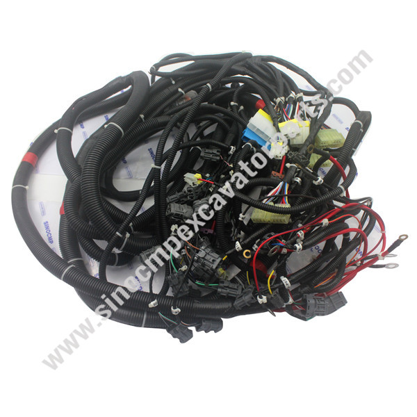 6207-81-4351 wiring harness for PC220-6 PC250LC-6SINOCMP