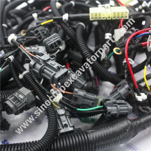 207-06-61151 wiring harness for PC350LC-6 PC300-6SINOCMP