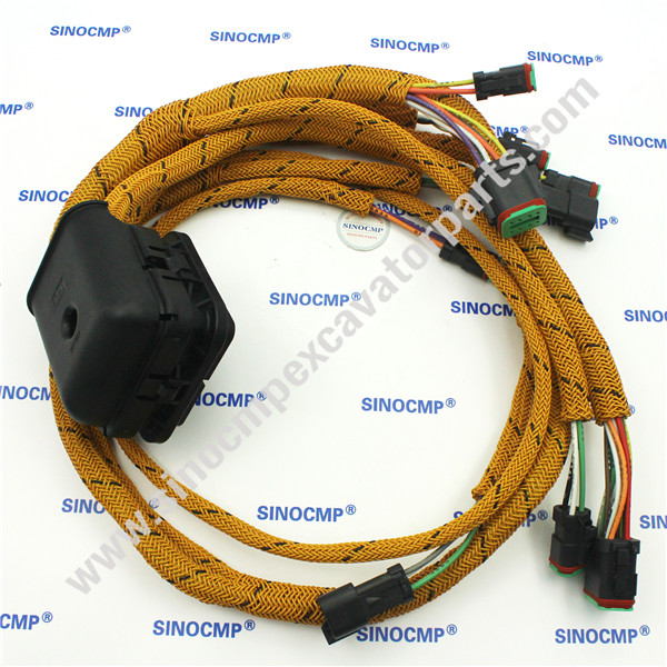 219-7461 Wires Wire Harness Fit 345C 345D Caterpillar Excavator
