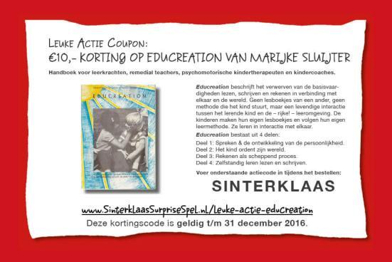 Leuke actie: Educreation