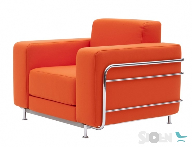 Softline Silver Chair Sofa Sioen Furniture