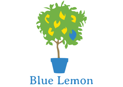 Logo Design for Blue Lemon