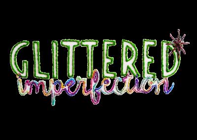 Glittered Imperfection Logo Design