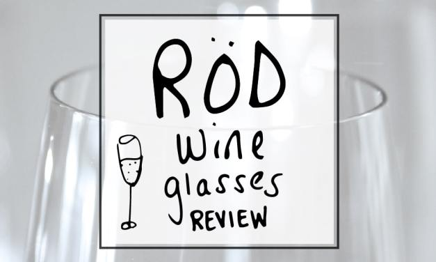 ROD wine glasses review 2017
