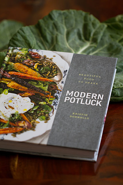 Modern Potluck Cookbook