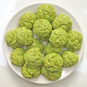 basil cookies