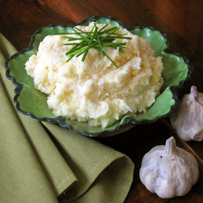 The Very Best Garlic Mashed Potatoes
