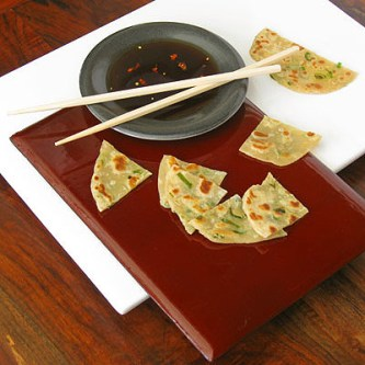 Scallion Pancake (Cong You Bing)