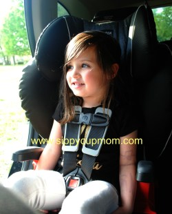 Reputable I Was Worried That Since This Seat Does Sit Lower Than Her Boulevard Shewould Have Trouble Seeing Out Window Like She Could Britax Frontier Clicktight Review Sippy Cup Mom