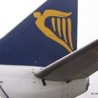 Dos irlandeses aeronaúticos poderosos se mandan a tirar agua