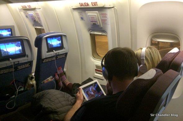 Salidas de Emergencia de un Avion Salida-emergencia-asientos