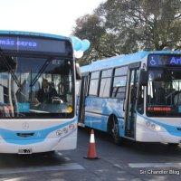 ArBus agregó a Belgrano como nuevo destino