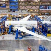 Están terminando el primer Boeing 787 de American Airlines