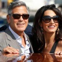 Aumentaron las reservas en Venecia por el casamiento de George Clooney