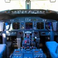 """Piloto argentino con iPad en la cabina reemplazando """"papel"""""""