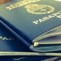 Demoras en los turnos para sacar el pasaporte