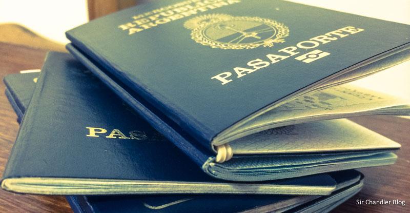 Demoras en los turnos para sacar el pasaporte sir chandler for Ministerio interior pasaporte