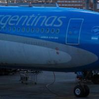 Vuelo de Madrid a Buenos Aires por Aerolíneas Argentinas