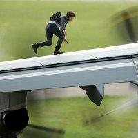 Tom Cruise y el Airbus A400M