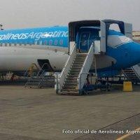 Llegan más Boeing 737 800 para Aerolíneas Argentinas directos de fábrica