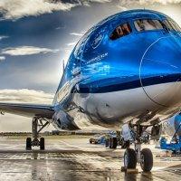 """Video """"unboxing"""" de un Boeing 787. Otra genialidad de KLM"""