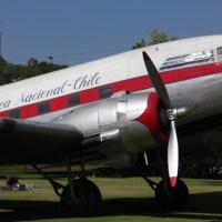 El museo aeronaútico de Santiago de Chile