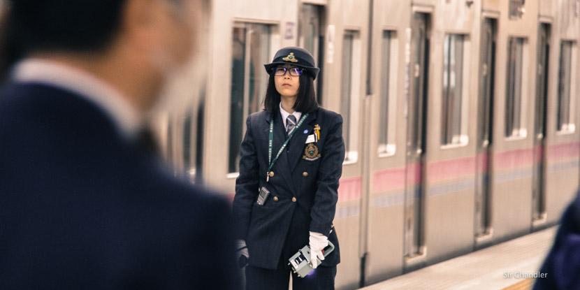 Ojalá algún día te pierdas en Tokio