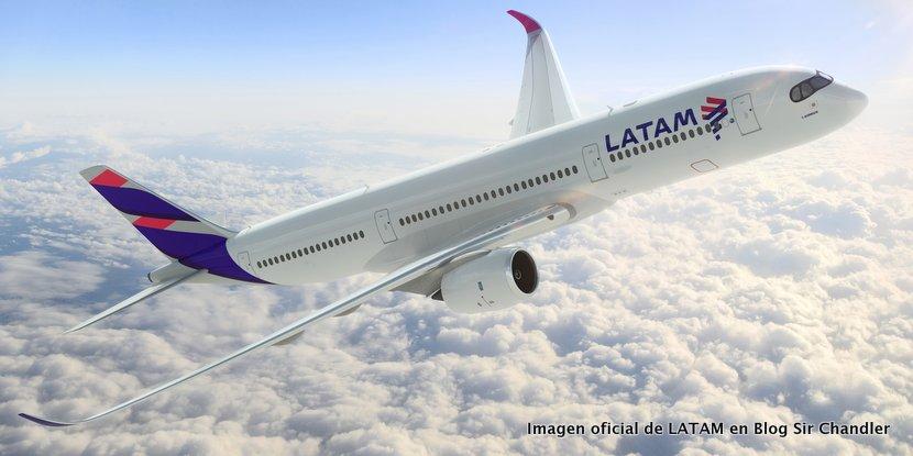 ENCUESTA: ¿Te gusta el nuevo diseño de aviones de LATAM?