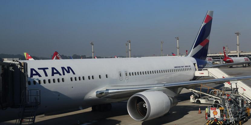 LATAM volará directo entre Ezeiza y Bogotá