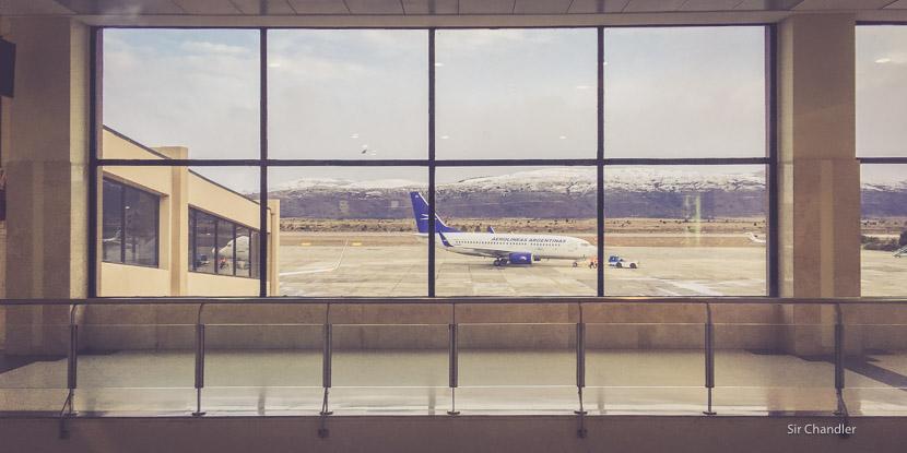Bariloche necesita ampliar su aeropuerto