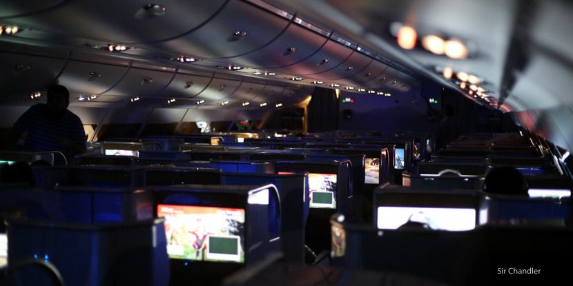 Volando en el Airbus 380 de Emirates a Hong Kong (mega post)