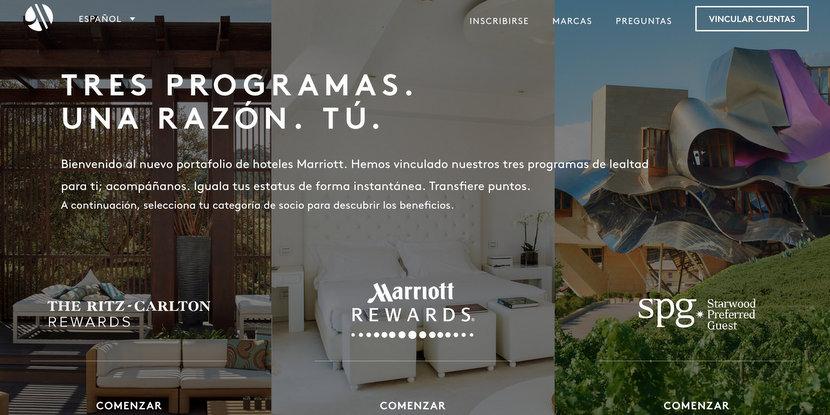 Marriott terminó de comprar a Sheraton y matchea los programas de lealtad
