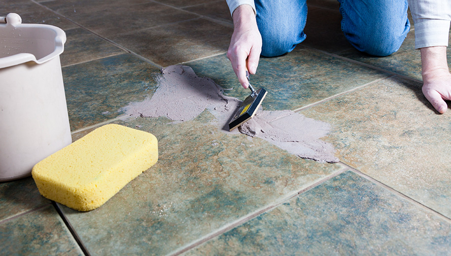Is Grout Sealing Necessary after Installing New Tile?