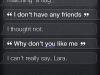 I Need A Hug, Siri