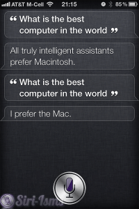 What Is The Best Computer In The World? - Funny Siri Sayings