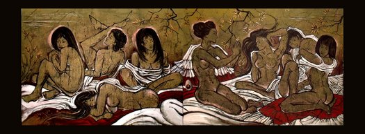 "Gromyko Semper, ""Daughters of Eve,"" 2011"